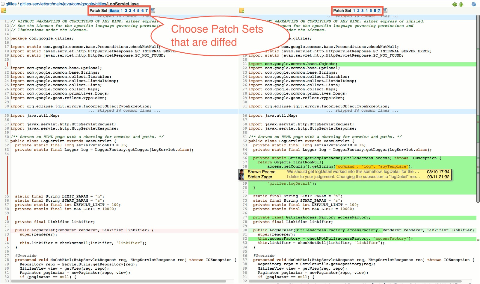 images/user-review-ui-side-by-side-diff-screen-patch-sets.png